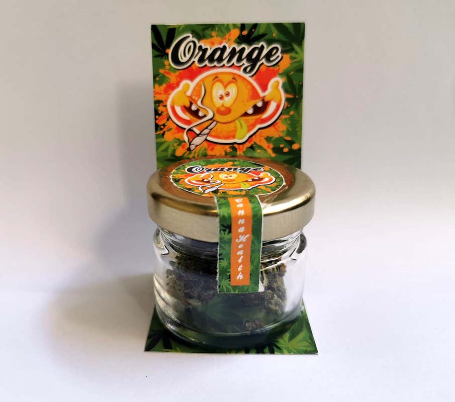 Cannahealth – Orange CBD 15% – 1gr