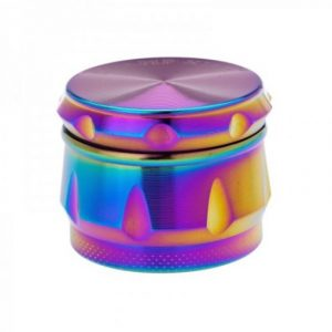 GRINDER RAINBOW DRUM Champ High diamond teeth