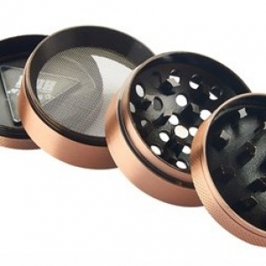 CHAMP – HIGH CURVED GRINDER 50MM 4 LAYERS