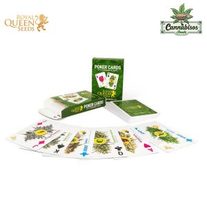 Playing Cards Limited Edition – Royal Queen Seeds